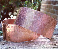 Copper Double Cuff