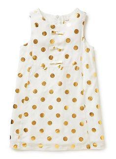 Girls Dresses & Tunics | Spot Dress | Seed Heritage