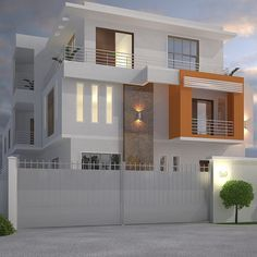 (Ref: - NigerianHousePlans House Design 5 bedroom duplex with pent house (Ref - Bedroom Duplex (Ref: - NigerianHousePlans House Design 5 bedroom duplex with pent house (Ref - NigerianHousePlans nigeria house plans - Choosing exterior colors forDu