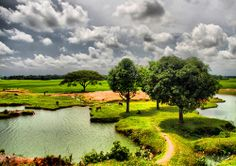 A very beautiful village of Bangladesh. For Pinterest Campaign www.pinific.com