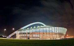 TJ Architects South Africa - Sport Facility Architecture - Moses Mabhida Stadium, Durban