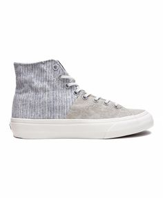 2cf08192f6 Vans - Women s Stripes Sk8-Hi Decon SPT (Washed Moonstruck)