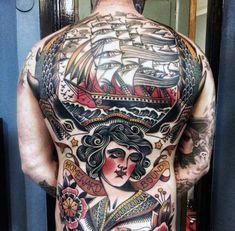 60 Vintage Tattoos For Men
