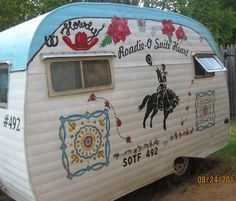 Sisters on the Fly Texas Chapter This group looks like such fun. Their trailers are darling :)