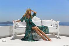 photografiae:  Fashion shoot with Ksusha Belousova in Santorini by EnisUzunov || http://ift.tt/1Ln9AD5