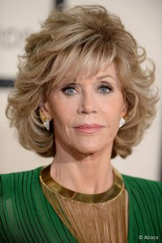 jane fonda 2015 hairstyle - Google Search