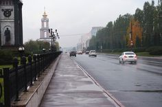 проспект Победы, 25 октября 2015г. КУРСК