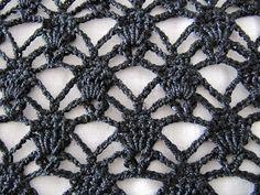 Esmeralda Manualidades: Mi proyecto a crochet