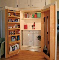 coolest space saving idea!