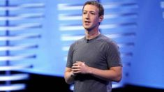 Mark Zuckerberg anaahidi kukagua sera za yaliyomo baada ya kukabili ugumu wa wadhifa wa Trump Cambridge, Facebook News, Facebook Marketing, Content Marketing, World Economic Forum, Something Big, Trending Topics, Fake News, Tech News