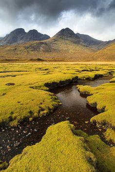 wanderthewood: Near Loch Slapin, Isle of Skye, Scotland by Martin Itty on Flickr