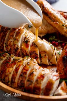 Crispy Skinned Slow Cooker Turkey
