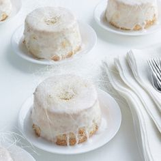 Little in the pastry world is more charming than a perfectly constructed individual dessert, especially when it's drenched in icing and topped with a spun-sugar crown.