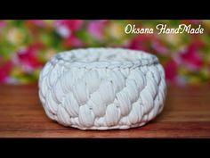 Basket of crochet knitting yarn. basket crochet - YouTube