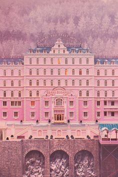 The Grand Budapest Hotel dir. Wes Anderson The Grand Budapest Hotel dir. Wes Anderson The post The Grand Budapest Hotel dir. Wes Anderson appeared first on Film. Grand Hotel Budapest, Hotel Budapest Movie, Isak & Even, Wes Anderson Movies, Wes Anderson Poster, Beau Film, Grande Hotel, Film Aesthetic, Foto Art