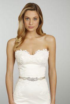 Bridal Gowns, Wedding Dresses by Alvina Valenta - Style AV9303