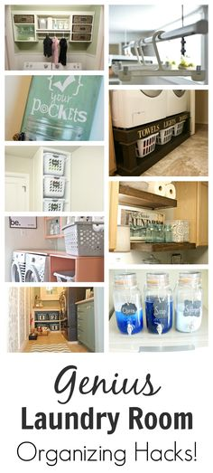 Organized Laundry room Hacks Genius Laundry Room Organizing Hacks More from my Cleaning and Organizing Hacks for your Laundry Room 9 Cleaning and Organizing Hacks for your Laundry Room 9 Cleaning and Organizing Hacks for your Laundry Room Organisation Hacks, Organizing Hacks, Organizing Your Home, Storage Hacks, Organising, Tiny Laundry Rooms, Laundry Room Organization, Laundry Room Design, Mud Rooms