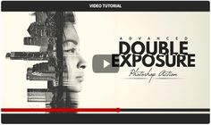Advanced Double Exposure – Photoshop action Recreate the legendary superimposition technique with your photos, images or artwork using this awesome action!  Watch the Video Tutorial!    Features:...