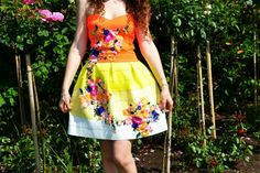 Petite robe de chez Biscote Paris