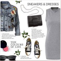 Sneakers &Dresses