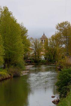 Rio Pisuerga en Aguilar de Campoo | Flickr - Photo Sharing!