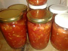 tento polotovar má aj iné použitie pri varení... Russian Recipes, Salsa, Food, Sauces, Polish, Vitreous Enamel, Essen, Salsa Music, Meals
