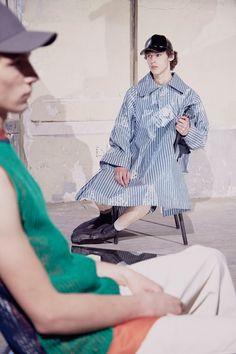 Acne Studios Spring 2017 Menswear Collection Photos - Vogue