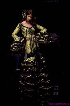 Wappíssima - Simof 2011 - Margarita Freire - Colección: Quejío