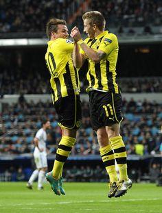 Mario Götze & Marco Reus