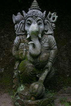 Lord Ganesh, remover of obstacles