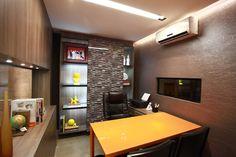 home office planejado em l - Pesquisa Google
