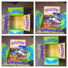 Happy Belated Birthday Care Package