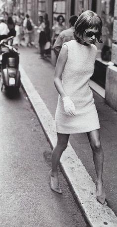 Classic 60s chic