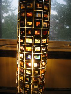 Slides floor lamp Accessories Do-It-Yourself Ideas