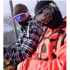 Skiing with Steve Stepp