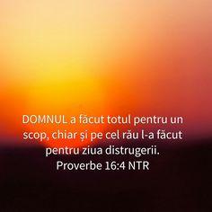 Proverbe 16:4