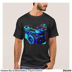 Camaro ZL1 in Showroom T-Shirt