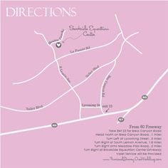 Wedding map directions wedding pinterest diy wedding view our gallery of custom wedding and invitation maps at do it yourself invitations we design custom printable wedding maps bridal or baby shower maps solutioingenieria Choice Image