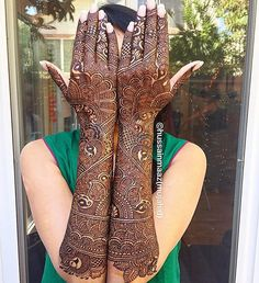 Dulhan Mehndi: Try 24 beautiful patterns - Mehndi YoYo Indian Henna Designs, Latest Bridal Mehndi Designs, Mehndi Designs 2018, Modern Mehndi Designs, Mehndi Designs For Girls, Wedding Mehndi Designs, Dulhan Mehndi Designs, Latest Mehndi, Mehndi Desine