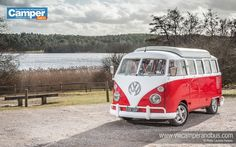 Fleetline Split Screen Volkswagen Camper Bus | Pinned by www.wfpblogs.com