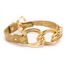 gorjana Chain Link Bracelet, $19, now featured on Fab.