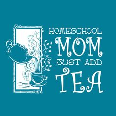 Available on t-shirts, ladies tees, sweatshirts, hoodies, tote bags and other apparel.   Hundreds of designs available at:   (http://www.shopgreatproducts.com/mom-tea-t-shirt/)