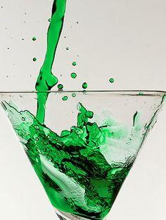 Green Drink Wallpaper
