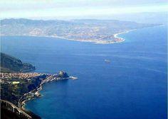 Scilla e Cariddi- strait of messina - Reggio di Calabria