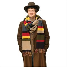 Doctor Who Deluxe 12' Scarf on eBid Canada