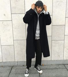 "1,405 Likes, 24 Comments - Akins Collective (@akinscollective) on Instagram: ""Long coat for that Scandinavian winter"""