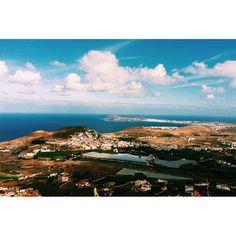 Montaña De Arucas (mirador) en Arucas, Canarias