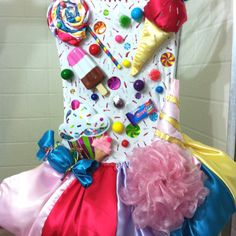 Katy Perry costume Candy Costumes, Disney Costumes, Halloween Costumes For Girls, Adult Halloween, Girl Costumes, Halloween Party, Katy Perry Costume, Kids Pageant Dresses, Tulle Crafts