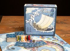 Tsuro of the Seas Board Game