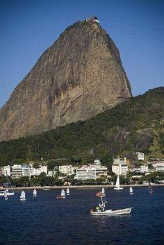 Sugar loaf, Rio de Janeiro, Brasil by renee